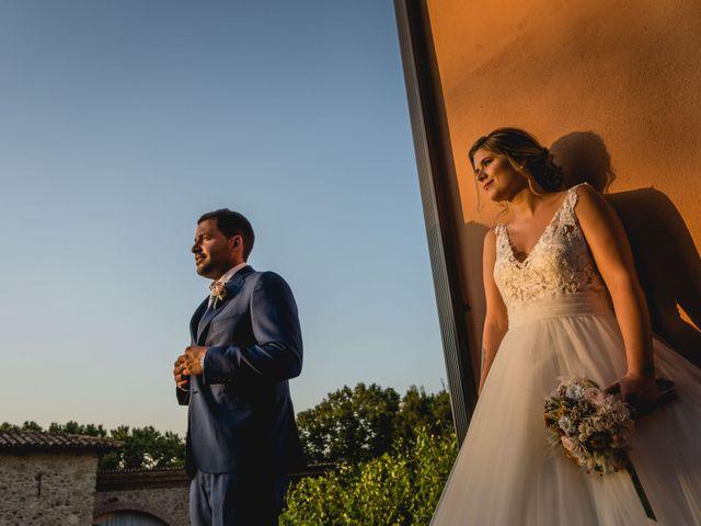 La boda de Aaron y Laura en Sant Fost De Campsentelles, Barcelona 62