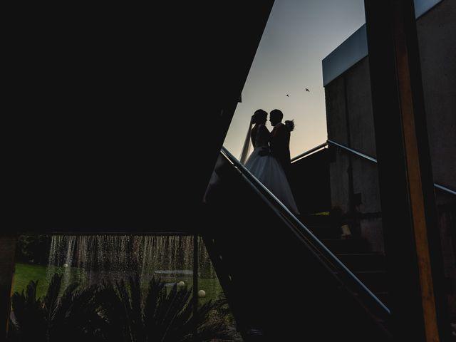 La boda de Aaron y Laura en Sant Fost De Campsentelles, Barcelona 63