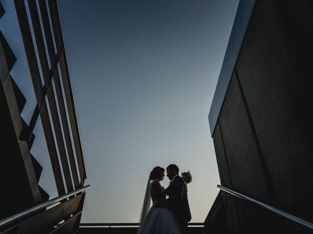 La boda de Aaron y Laura en Sant Fost De Campsentelles, Barcelona 64