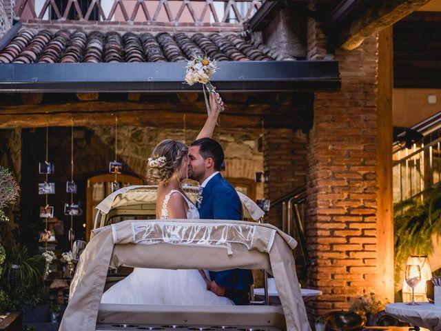 La boda de Aaron y Laura en Sant Fost De Campsentelles, Barcelona 69