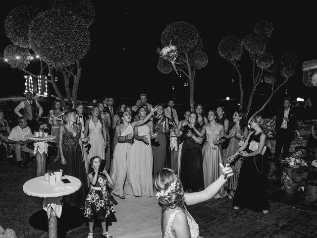 La boda de Aaron y Laura en Sant Fost De Campsentelles, Barcelona 74