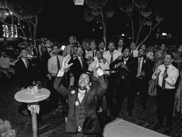 La boda de Aaron y Laura en Sant Fost De Campsentelles, Barcelona 75