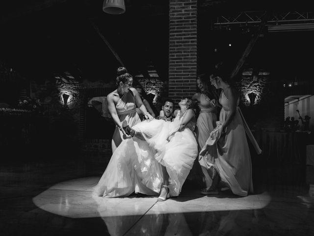 La boda de Aaron y Laura en Sant Fost De Campsentelles, Barcelona 83