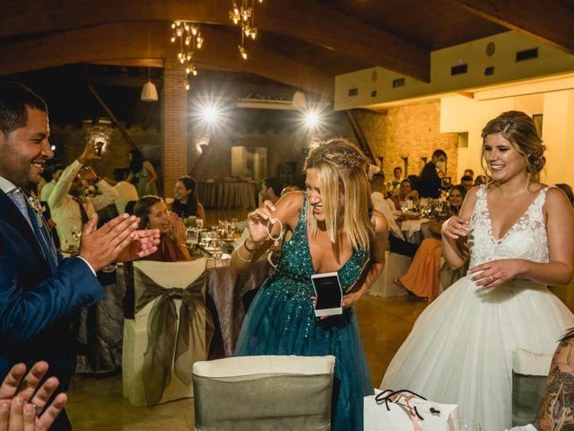 La boda de Aaron y Laura en Sant Fost De Campsentelles, Barcelona 85