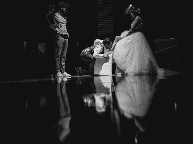 La boda de Aaron y Laura en Sant Fost De Campsentelles, Barcelona 89