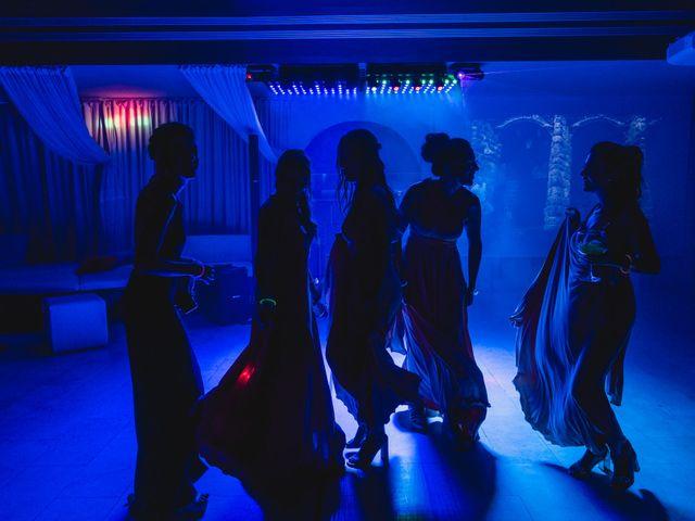 La boda de Aaron y Laura en Sant Fost De Campsentelles, Barcelona 96