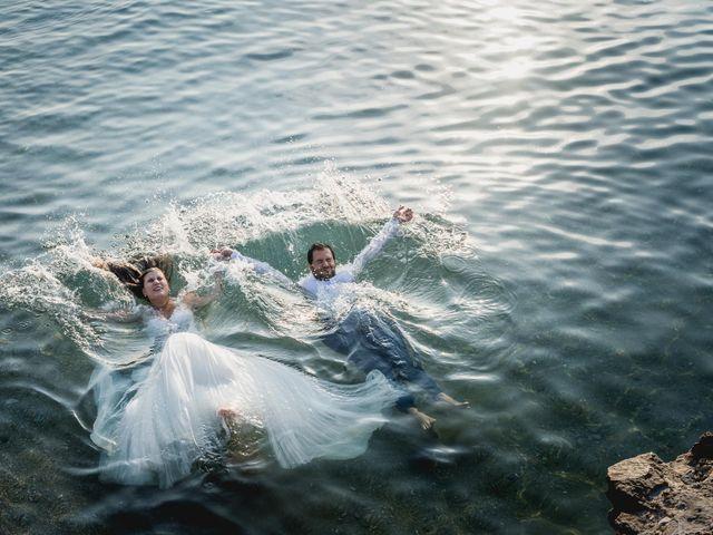 La boda de Aaron y Laura en Sant Fost De Campsentelles, Barcelona 106
