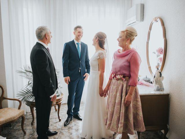 La boda de Carlos y Sara en Godella, Valencia 21