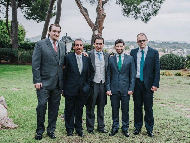 La boda de Carlos y Sara en Godella, Valencia 33