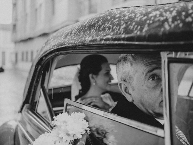 La boda de Carlos y Sara en Godella, Valencia 1