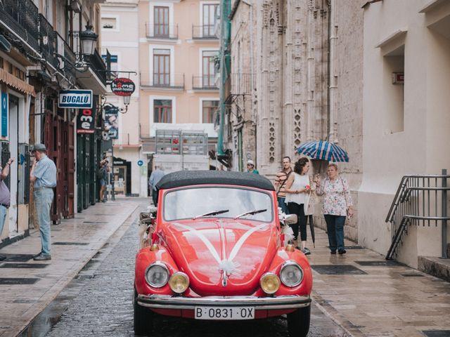 La boda de Carlos y Sara en Godella, Valencia 37