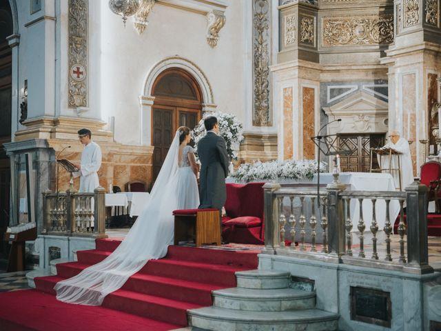 La boda de Carlos y Sara en Godella, Valencia 42