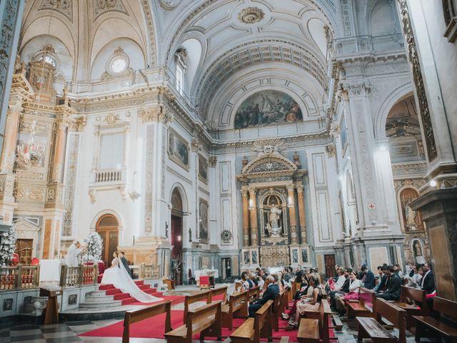 La boda de Carlos y Sara en Godella, Valencia 44
