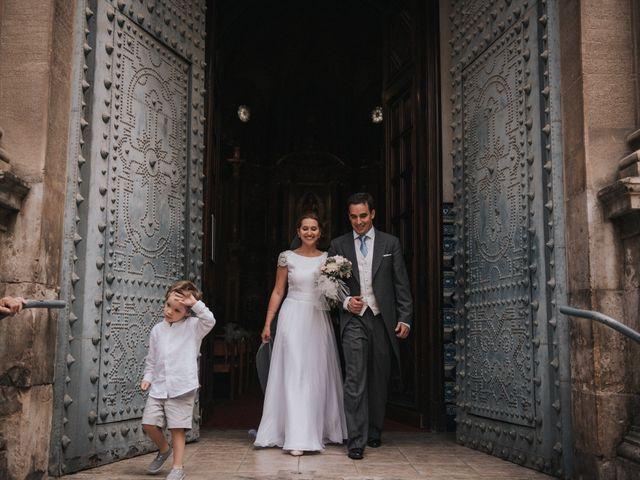La boda de Carlos y Sara en Godella, Valencia 50