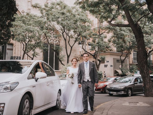 La boda de Carlos y Sara en Godella, Valencia 55
