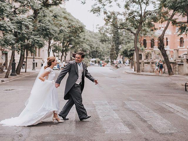 La boda de Carlos y Sara en Godella, Valencia 61