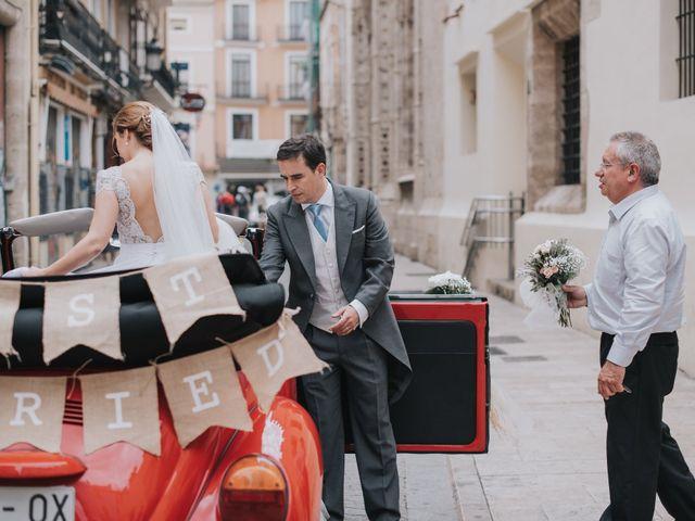 La boda de Carlos y Sara en Godella, Valencia 63