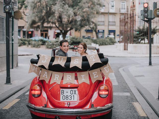 La boda de Carlos y Sara en Godella, Valencia 66