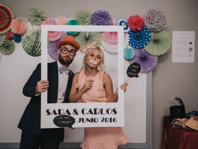 La boda de Carlos y Sara en Godella, Valencia 89