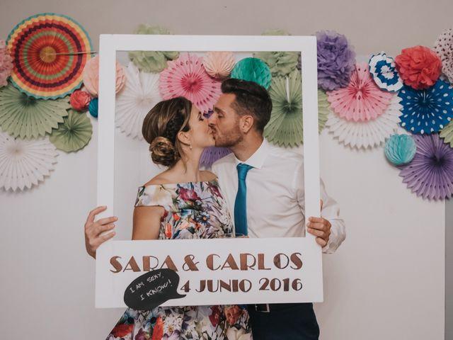 La boda de Carlos y Sara en Godella, Valencia 91