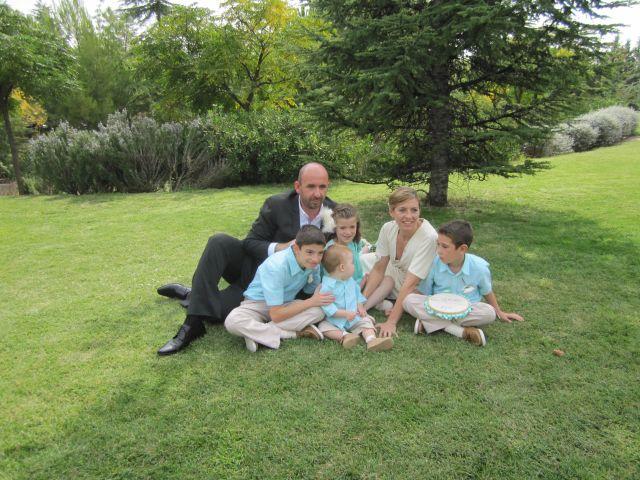 La boda de Flavia y Sergio