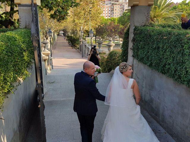 La boda de Oriol y Jessica en L' Hospitalet De Llobregat, Barcelona 1