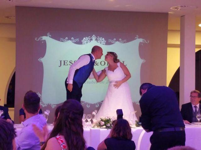 La boda de Oriol y Jessica en L' Hospitalet De Llobregat, Barcelona 12