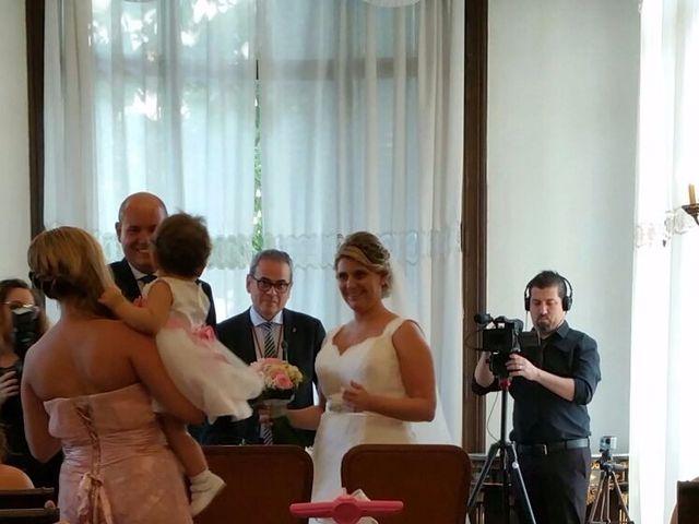 La boda de Oriol y Jessica en L' Hospitalet De Llobregat, Barcelona 16