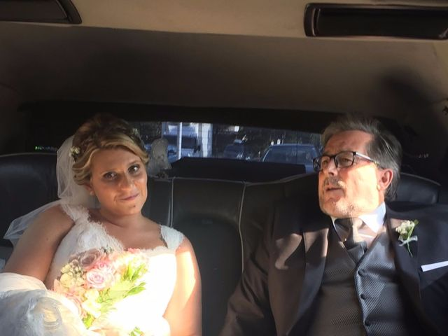La boda de Oriol y Jessica en L' Hospitalet De Llobregat, Barcelona 19