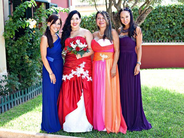 La boda de Lisa y Adrian en Palma De Mallorca, Islas Baleares 31