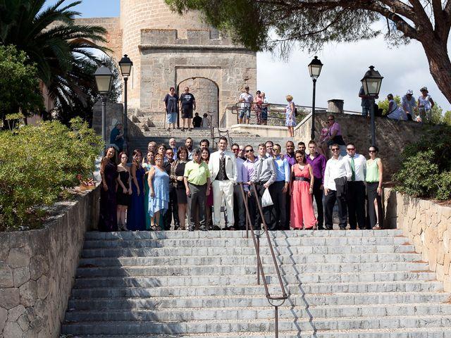 La boda de Lisa y Adrian en Palma De Mallorca, Islas Baleares 34