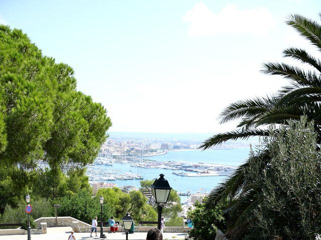 La boda de Lisa y Adrian en Palma De Mallorca, Islas Baleares 40