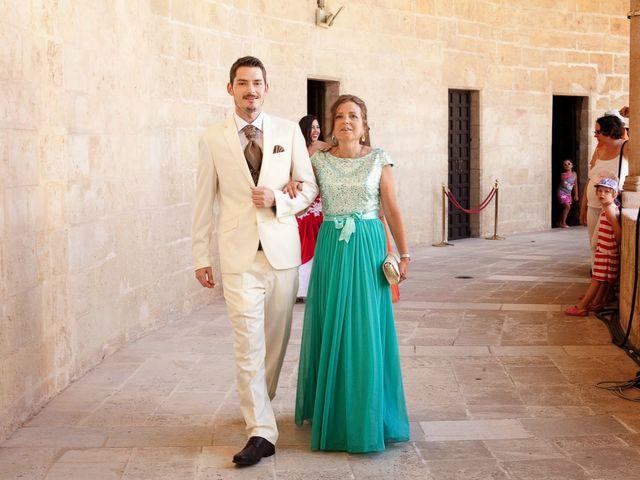 La boda de Lisa y Adrian en Palma De Mallorca, Islas Baleares 42