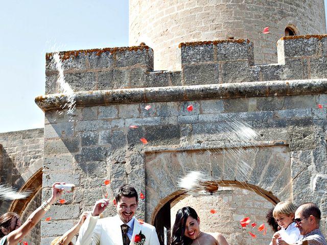 La boda de Lisa y Adrian en Palma De Mallorca, Islas Baleares 1