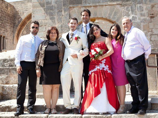 La boda de Lisa y Adrian en Palma De Mallorca, Islas Baleares 83