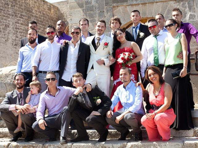 La boda de Lisa y Adrian en Palma De Mallorca, Islas Baleares 85