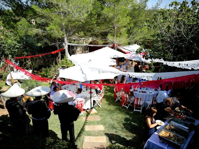 La boda de Lisa y Adrian en Palma De Mallorca, Islas Baleares 118