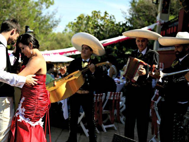 La boda de Lisa y Adrian en Palma De Mallorca, Islas Baleares 121
