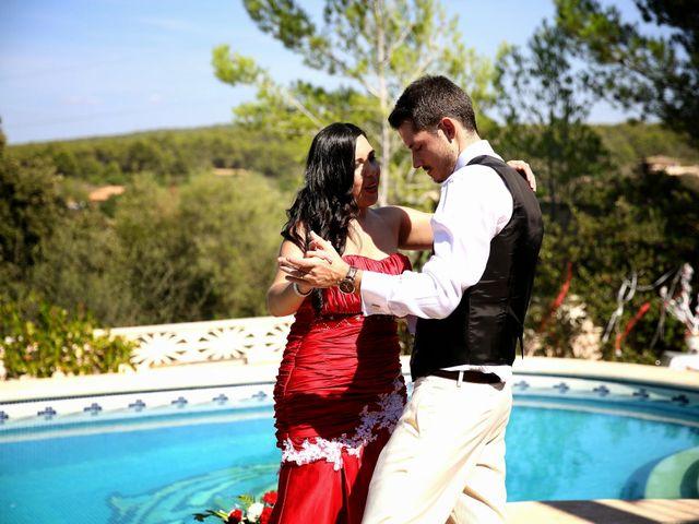 La boda de Lisa y Adrian en Palma De Mallorca, Islas Baleares 123