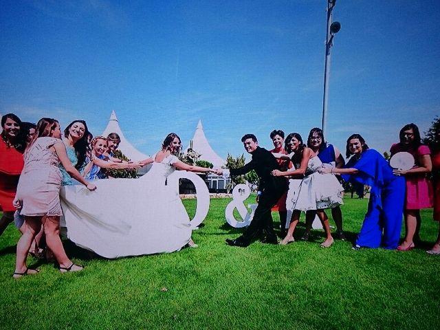 La boda de David  y Natalia  en Calahorra, La Rioja 7