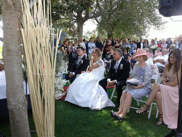 La boda de David  y Natalia  en Calahorra, La Rioja 17