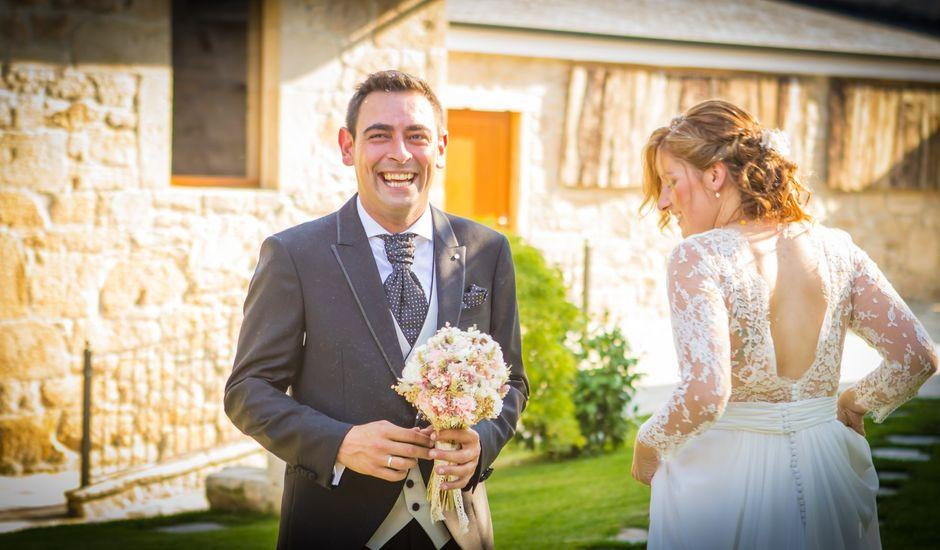 La boda de Toño y Sonia en Sarria (Casco Urbano), Lugo