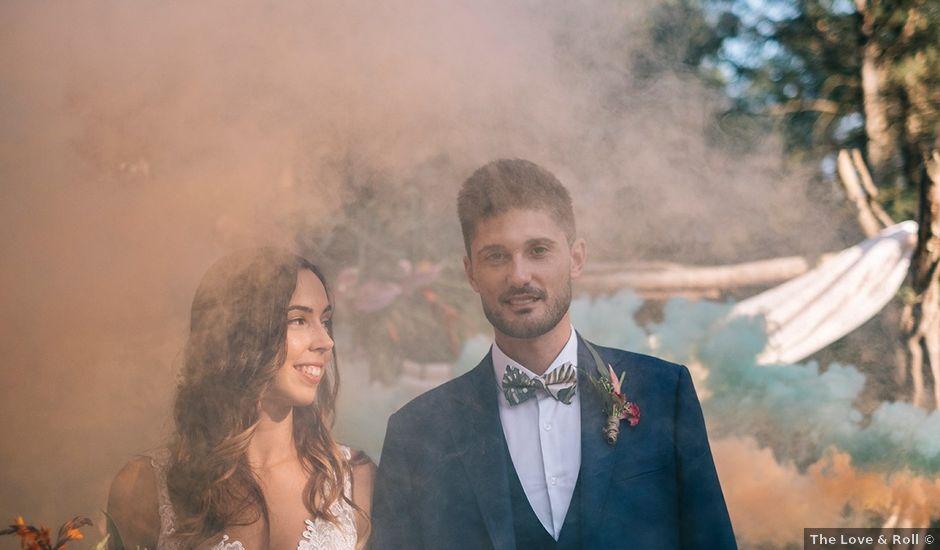 La boda de Albert y Tamara en Muntanyola, Barcelona
