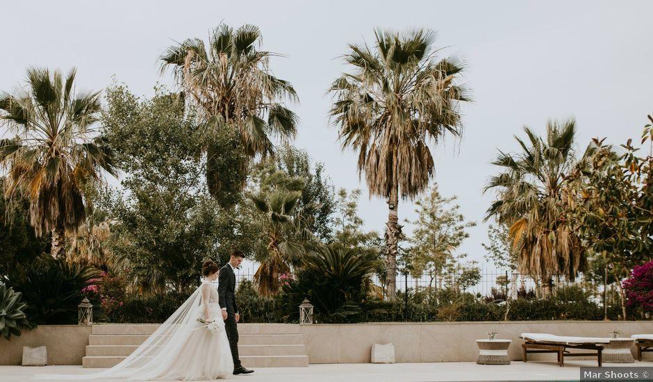 La boda de Alex y Andra en Burriana, Castellón