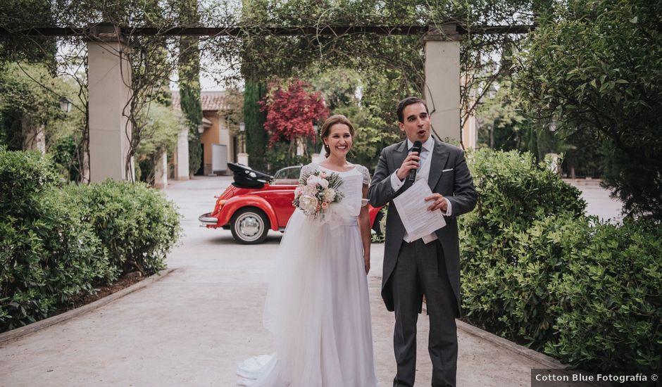 La boda de Carlos y Sara en Godella, Valencia
