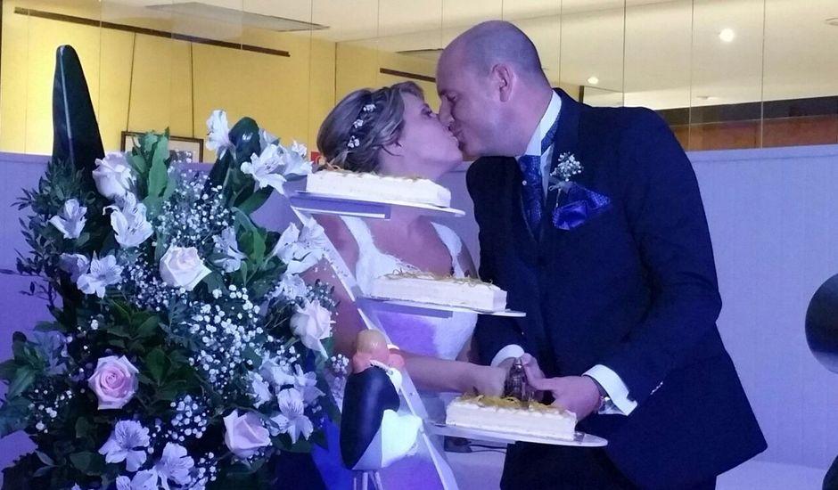 La boda de Oriol y Jessica en L' Hospitalet De Llobregat, Barcelona