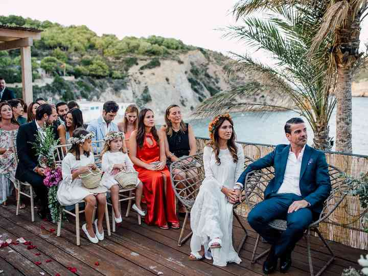 La boda de Vicky y Chiqui