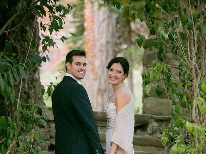 La boda de Irene y David