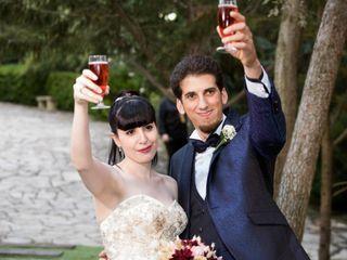 La boda de Desirée y Eduard