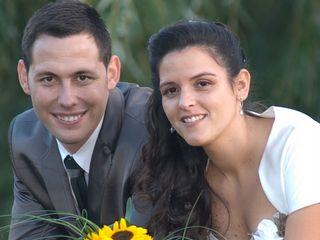 La boda de Selena  y Gonzalo